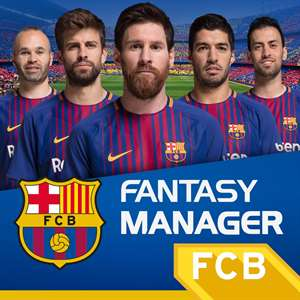 FC Barcelona Fantasy Manager 2017-Top soccer game Hack