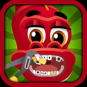 Little Nick Dragon Dentist Jr & Knight Clinic Flu Doctor of Berk Castle Story Junior Kids Games Free Hack