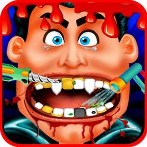 Tiny Vampire Dentist - Little Hair And Foot Doctor Office Kids Games 2 Hack