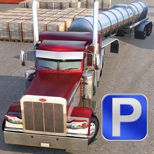 3D Semi Truck Parking Simulator 2017 Hack