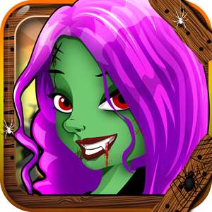 A Monster Chickz Spooky Dress-Up Make-Over - Free Salon Games for Girls Hack