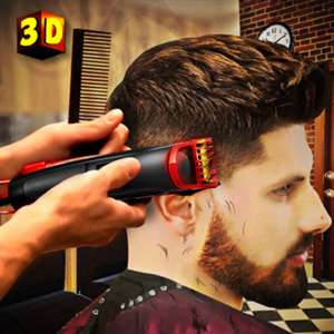 Barber Shop Hair Cut Games 3D Hack