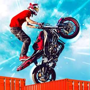 Dirt Bike Roof Top Racing Fun Hack