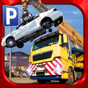 Junk Yard Trucker Parking Simulator a Real Monster Truck Extreme Car Driving Test Racing Sim Hack