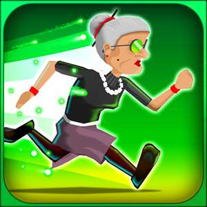 Angry Gran Radioactive Run Hack
