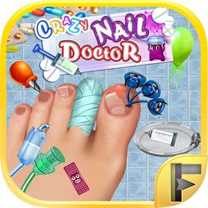 Crazy Toe Nail Doctor Surgery - Free Kids Games Hack