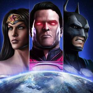 Injustice: Gods Among Us Hack