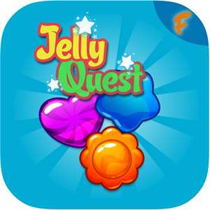 Jelly Quest - bejewel garden mania Hack