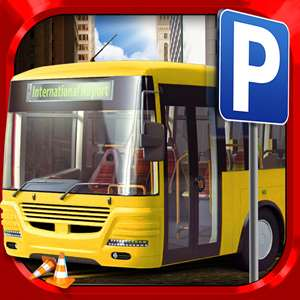 3D Bus Driver Simulator Car Parking Game - Real Monster Truck Driving Test Park Sim Racing Games Hack