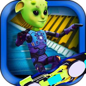 3D Skate Board Space Race - Awesome Alien Skater Racing Challenge FREE Hack