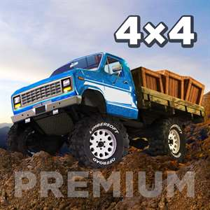 4x4 Delivery Trucker Premium Hack