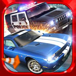 Police Chase Traffic Race Real Crime Fighting Road Racing Game Hack