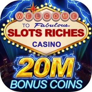 Slots Riches - Casino Slots Hack: Generator Online