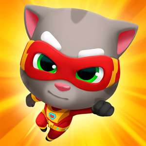 Talking Tom Hero Dash Run Game Hack: Generator Online