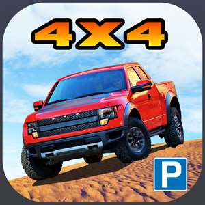 3D Off-Road Truck Parking 2 PRO - Extreme 4x4 Dirt Racing Stunt Simulator Hack