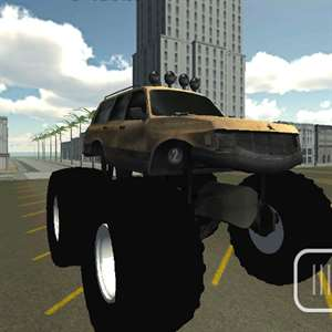 Monster Truck Driving Simulator 3D - Extreme Cars Speed Racing Driver FREE 3D Hack