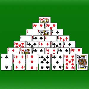 Pyramid Solitaire - Card Game Hack