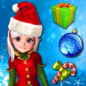 Santa Games and Puzzles - Swipe yummy candy to make it collect jewels for Christmas! Hack