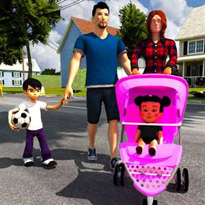 Virtual Mother: Baby Care Game Hack