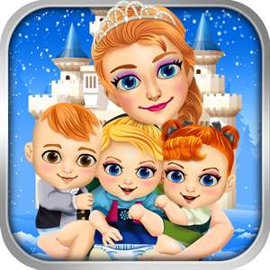 Little Newborn Day Care Salon - Mommy's Baby Princess & Babysitting Games for Kids! Hack