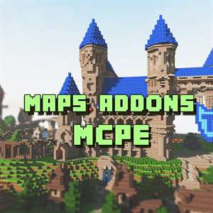 Maps for Minecraft PE Ed Hack