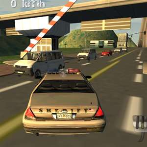 Police Car Driving Simulator - 3D Cop Cars Speed Racing Driver Game FREE Hack