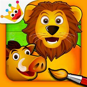 Savanna Animals: Toddlers Games Puzzles Kids Free Hack