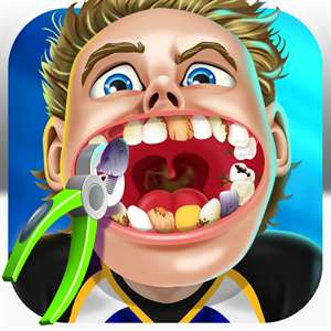 Sports Dentist Salon Spa Games Hack