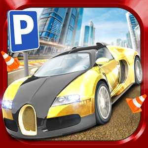 3D Dubai Parking Simulator Drive Real Extreme Super Sports Car Hack