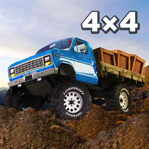 4x4 Delivery Trucker Hack