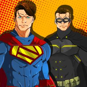 Create Your Own Superhero Character For Free Hack