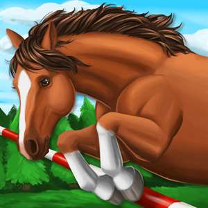 Horse World -  Show Jumping Hack