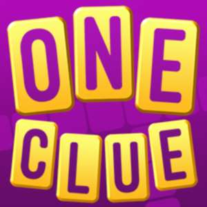 One Clue Crossword Hack