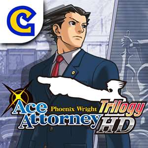 Ace Attorney Trilogy HD Hack