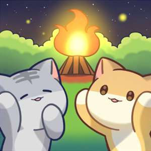 Cat Forest - Healing Camp Hack