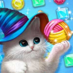 Cute Cats: Magic Adventure Hack
