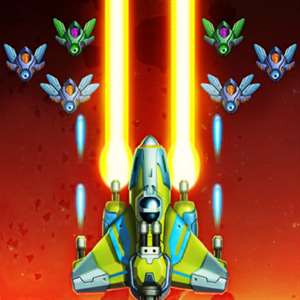 Galaxy Invaders: Alien Shooter Hack: Generator Online