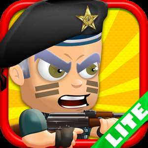 Iron Fist Harry & the Trigger Man Army Soldiers use Killer Force LITE - FREE Shooter Game Hack