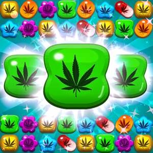 Weed Match 3 Candy Jewels Hack