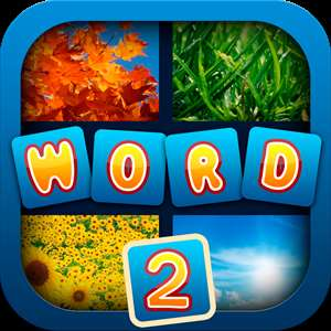 WordApp2 - 4 Pics, 1 Word, What's that word? second edition Hack