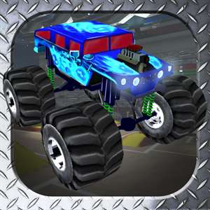 3D Monster Truck Smash Parking - Nitro Car Crush Arena Simulator Game PRO Hack