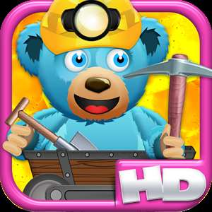 A Despicable Bears Gold Rush HD- Free Rail Miner Shooter Game Hack