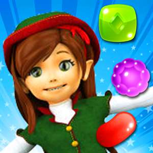Candy Christmas Countdown! - The puzzle game to play while waiting for presents Hack