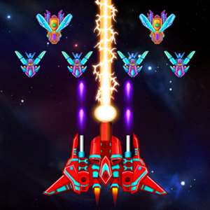 Galaxy Attack: Alien Shooter Hack