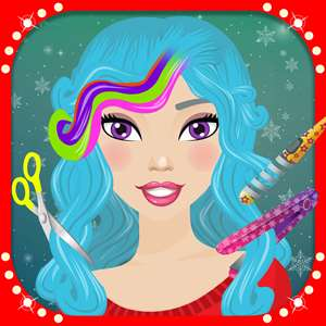 Girls Hair Makeover Spa Salon Hack