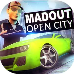 MadOut Open City Hack