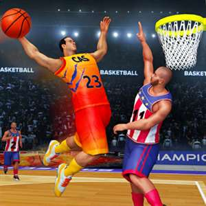 Real Dunk Basketball Games Hack