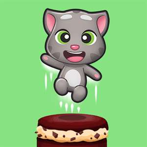 Talking Tom Cake Jump Hack