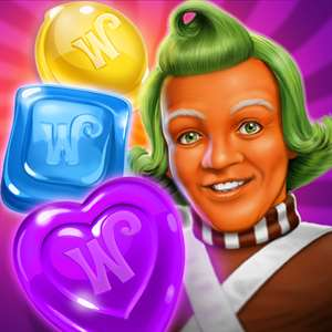 Wonka's World of Candy Match 3 Hack