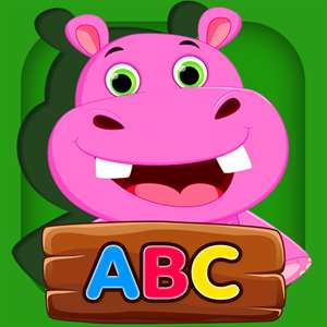 Animals Toddler learning games ABC kids games apps Hack